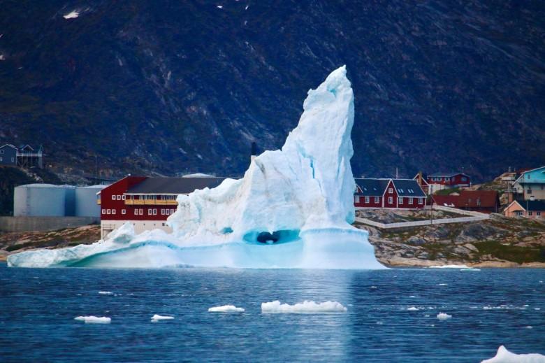 Icefjordhotelview